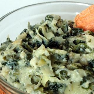 Creamy Spinach Artichoke Dip