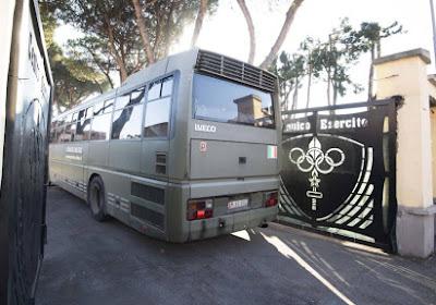 Des championnats italiens à l'arrêt à cause du coronavirus
