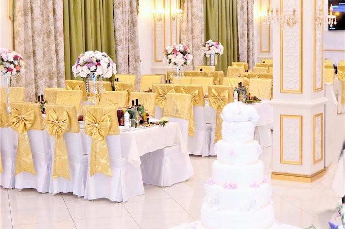 Фото №1 зала Дворец Свадеб
