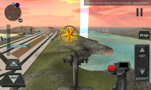 直升機3D模擬飛行2
