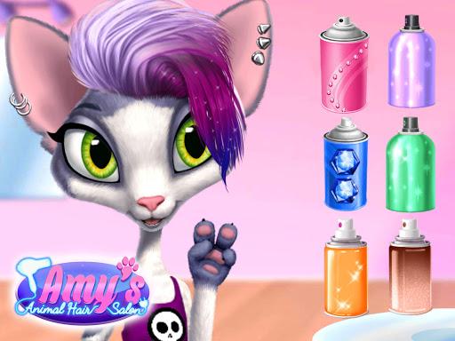 Amy's Animal Hair Salon - Cat Fashion & Hairstyles 4.0.50003 screenshots 24