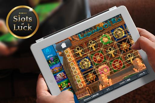 Игровые автоматы Slots of Luck screenshot 7