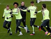 Leroy Sané de retour avec Manchester City