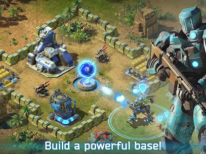 Battle for the Galaxy MOD Apk 4.1.5 (Unlimited Money) 9