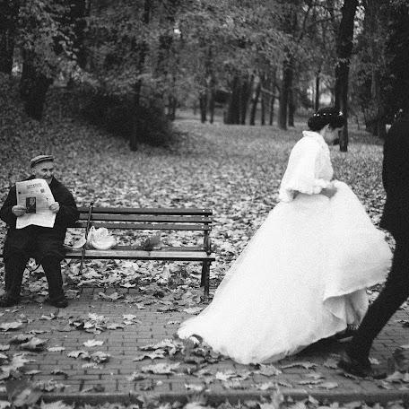 Wedding photographer Bojan Redzepovic (redzepovic). Photo of 14.02.2016