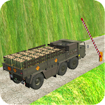 Army Truck Games US Drive Simulator Icon