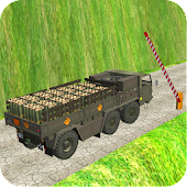 Army Truck Games US Drive Simulator