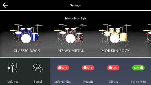 Drum Solo Legend ud83eudd41 The best drums app 2.4 screenshots 3