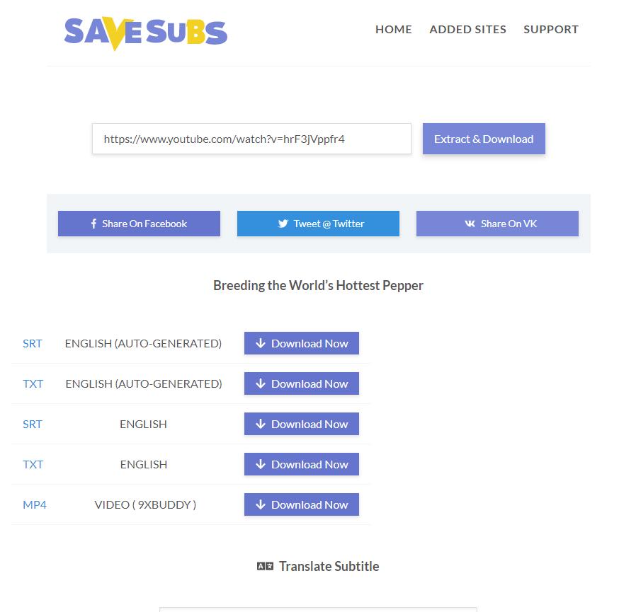 SaveSubs