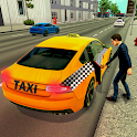 Pro Taxi Driver 2020- Crazy Taxi Driving Simulator icon