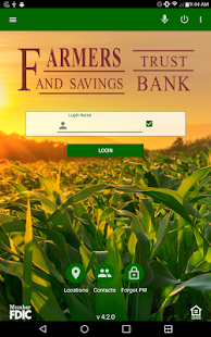 Farmers Trust & Savings Bank Mobile- screenshot thumbnail