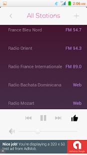 All France FM Radios Free