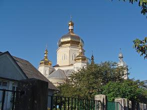 Photo: Chodorów - cerkiew. Fot. Stanisław Burlikowski.