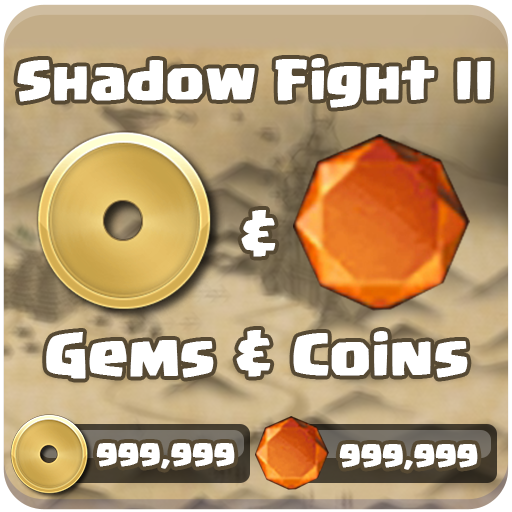Gems For Shadow Fight 2 : App Joke