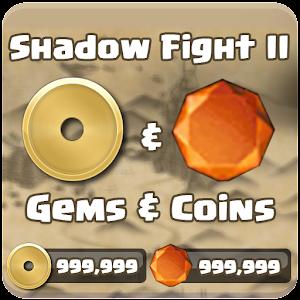 Gems For Shadow Fight 2 : App Joke for PC