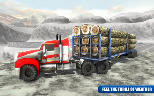Cargo Truck Logging Simulator : Hill Drive Cargo 3 for PC