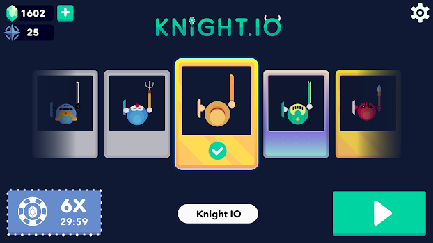 Knight IO (Unreleased)