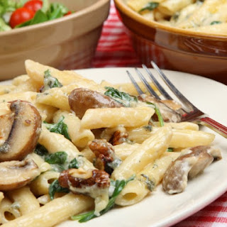Mushroom Pasta Without Cream Recipes.