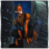 Hero Spider Crime City