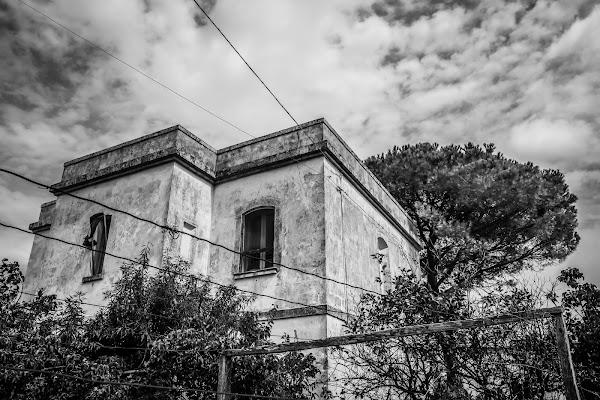 Edificio abbandonato di FrancescoZini
