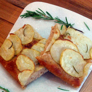 Potato and Rosemary Focaccia | Vegan, Nut and Soy-Free