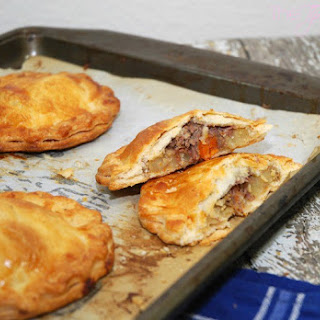 Hearty Stew Hand Pies