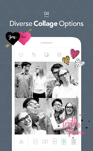 Candy Camera - Selfie Kamera Screenshot