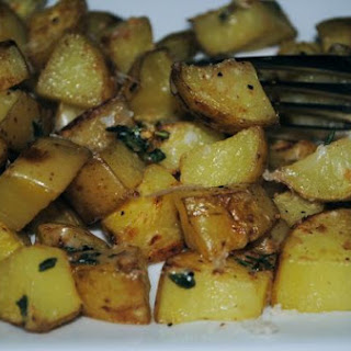 Herby Fried Potatoes