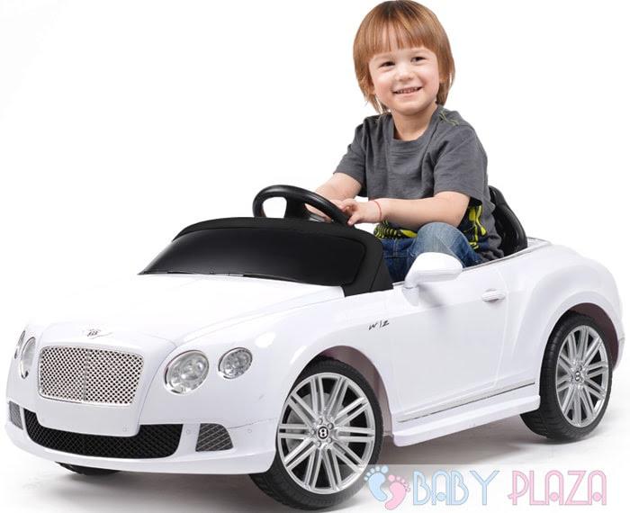 Siêu xe oto điện trẻ em Bentley 82100 2
