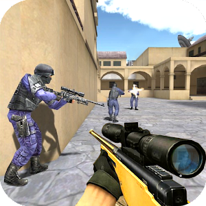 Sniper Shoot Strike for PC and MAC