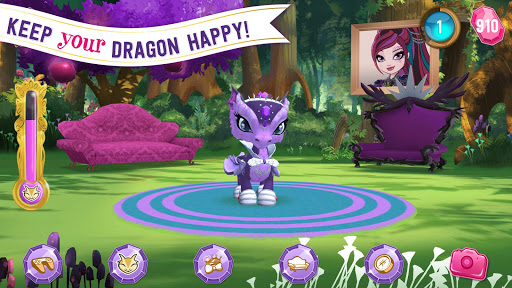 Ever After High™: Baby Dragons Screenshot