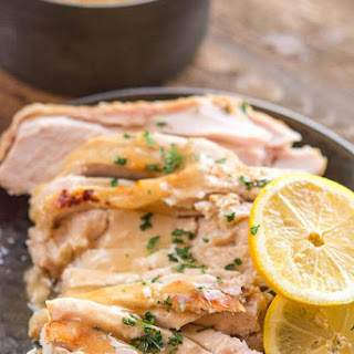 Slow Cooker Turkey Breast Recipe