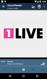 SoundSeeder Music Player Screenshot 11