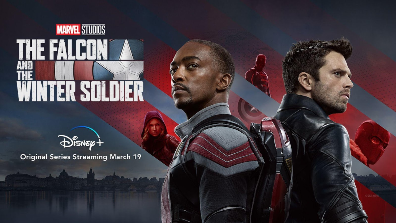 The Falcon and the Winter Soldier: Ending explained and post-credits  details | Marca