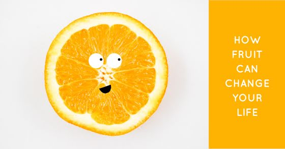 Fruit Can Change Your Life - Facebook Event Cover Template
