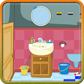 Escape Bathroom By Quick Sailor escape game-puzzle basement v1 - android apps on google play