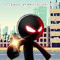 Stickman Armed Assassin 3D icon