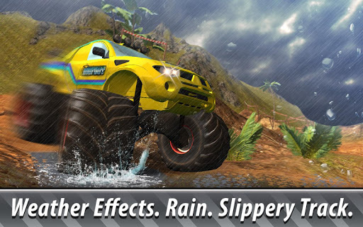 Monster Truck Offroad Rally 3D screenshot 4