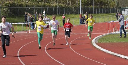 Photo: Sean van Nikkelen Kuijper aangesloten bij het E.R.T. loopt 10 seconden PR op 800m.