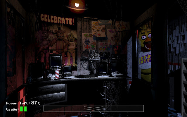 five nights at freddys free online game