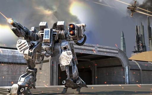 War Robots 2018: New Futuristic Battle Robots War  screenshots EasyGameCheats.pro 5