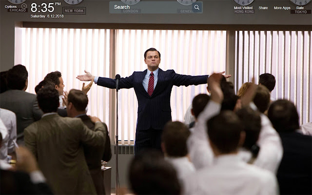 The Wolf Of The Wall Street Wallpapers Theme