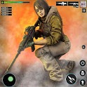 Real Cover Gunfighter: Free Shooting Games icon