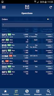 Bvb trading system