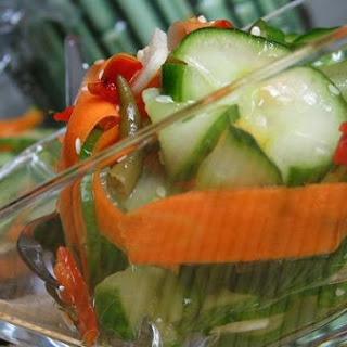Cucumber Relish 酸甜黄瓜片