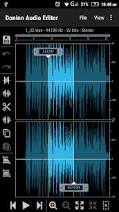 Doninn Audio Editor 1.17-pro APK with Mod + Data 1