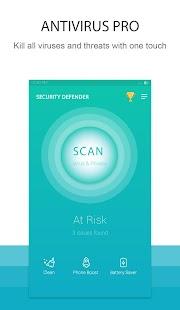Security Defender - náhled