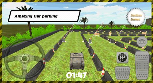3D軍事停車場|玩模擬App免費|玩APPs