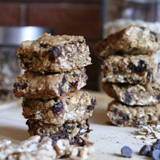 Sheila's Quick & Easy Oatmeal Bars
