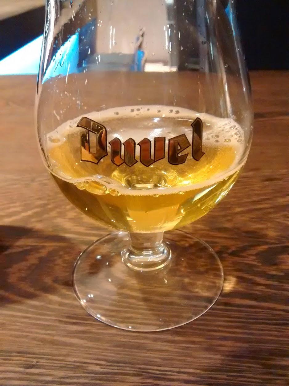 Duval beer in Ypres